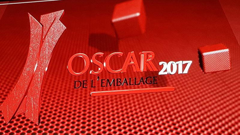 Oscar de l'emballage, 2017