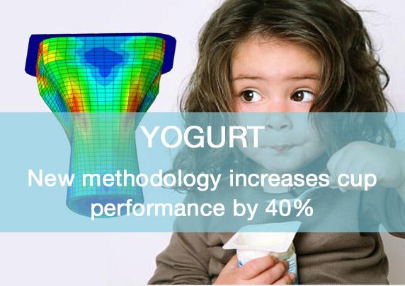 packaging yogurt cup
